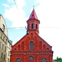 Церковь Св. Иоанна :: Vladimir Semenchukov