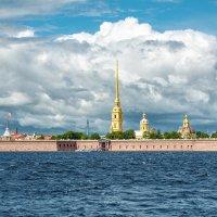 Петропавловская крепость, Санкт-Петербург :: Максим Хрусталев
