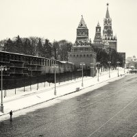 К Величию зимней Москвы. :: Анатолий Щербак