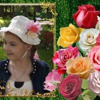 С Международным днем защиты детей,друзья! :: Нина Андронова