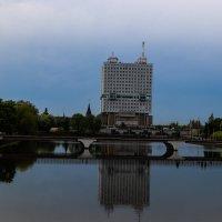 Нижний пруд (Замковый),г.Калининград :: Любовь