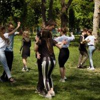 Урок танцев. :: barsuk lesnoi