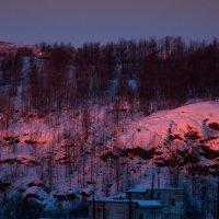 Первый лучик солнца :: Sergey