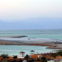 Ликвидация провалов Мертвого моря,путем строительства  еще одного пирса :: Гала