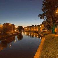Ночной город. :: Vladimir Semenchukov