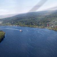 река Волга :: Владимир Зеленцов