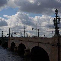 Троицкий мост :: Геннадий Колосов