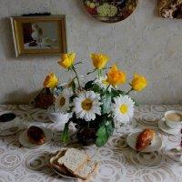 Просто завтрак :: Надежд@ Шавенкова
