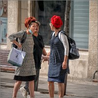 По улице Яффо, Иерусалим :: Lmark