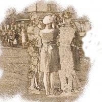 Танец на 9 мая :: Юлия Денискина