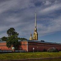 Петропавловская крепость :: Геннадий Колосов