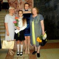 Лиза после выступления в филармонии 22.05.21. :: Елизавета Успенская