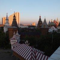Утро в Москве :: Petr Kamesheck