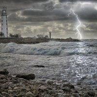Сегодня море неспокойно... :: Анна Пугач