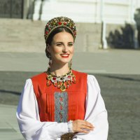 Красна девица :: Георгий Вересов