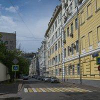 Столовый переулок :: Сергей Лындин