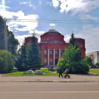городская среда :: Владимир