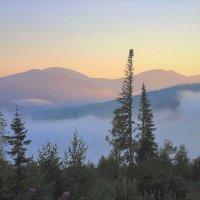 Перед восходом солнца :: Сергей Чиняев