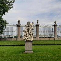 Аллегория Ништадтского  мира (Мир и победа). П. Баратта. Италия. 1725 г. :: Елена Павлова (Смолова)