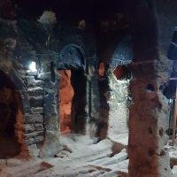 Подземные города Каппадокии :: Вячеслав Случившийся