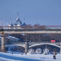 на реке :: Натали Зимина