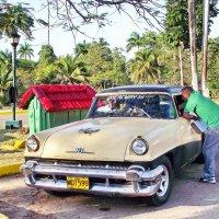 Где-то на Кубе :: Юрий Гилёв