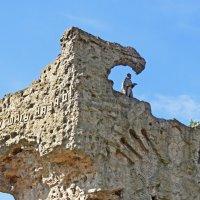 Стены-руины Волгограда. Мамаев курган. :: ИРЭН@ .