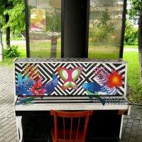 Пианино :: Радмир Арсеньев