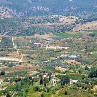 Галилея, долина, сельхозугодия. :: Валерьян Запорожченко