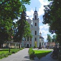 Костёл Святой Екатерины - Вильнюс :: Светлана Хращевская