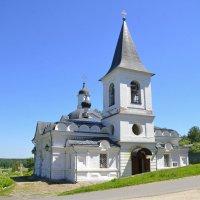 Храм Воскресения Христова в Тарусе :: Нина Синица