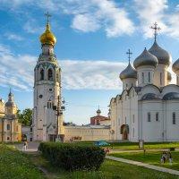 Вечер в Вологде :: Moscow.Salnikov Сальников Сергей Георгиевич