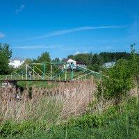Надёжный мост, железный. :: Михаил (Skipper A.M.)