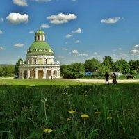 Церковь Рождества Богородицы (1714-1722) :: Валентина. .