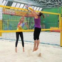Пляжный волейбол :: Евгений Седов