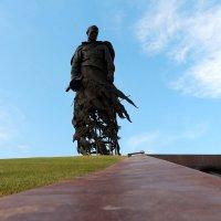 Ржевский мемориал советскому солдату :: Анатолий Бушуев