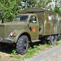 ГАЗ-63 Грузовой автомобиль :: Александр Качалин