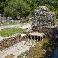 Остатки древнеримских терм... Бутринт. :: Владимир Новиков
