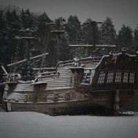 Площадка киногородка :: Владимир Барышев