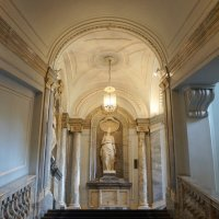 Парадная лестница Мраморного дворца :: zavitok
