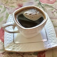 Утренний кофе :: Любовь