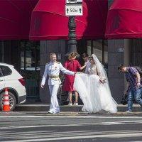 Военно-морская свадьба. :: Александр