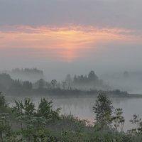 Утро туманное... :: Елена Елена