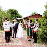 Русская свадьба :: Татьяна Захарова