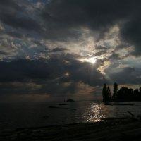 Закат :: ОКСАНА ЮРЬЕВНА ШВЕЦ