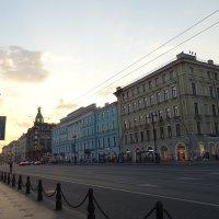 Невский проспект :: Sabina