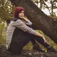 Прогулка в лесу :: Екатерина Гартман