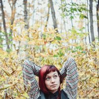 Прогулка в лесу. :: Екатерина Гартман