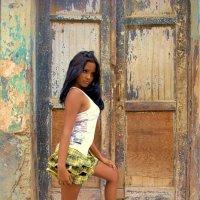 Юная кубинка в Гаване :: Arman S