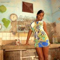 Девушка на кухне :: Arman S